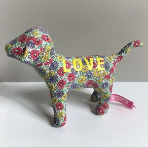 VS Pink Love Daisy Flower Mini Dog